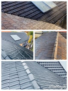 Different types of roof material